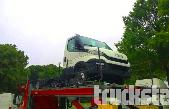 Scoop! Iveco New Daily in Nederland