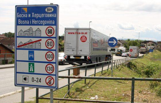 Wie rijdt een vracht noodhulp naar Bosnië?