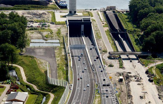 Oude Coentunnel vermoedelijk in juli open