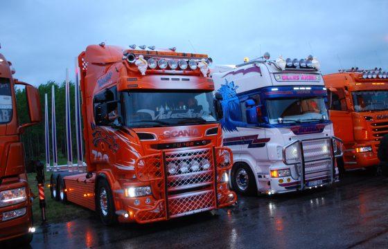 Strängnäs Truckmeet: Zweden's grootste