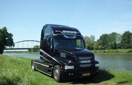 CFG levert Truckstar-Strator af