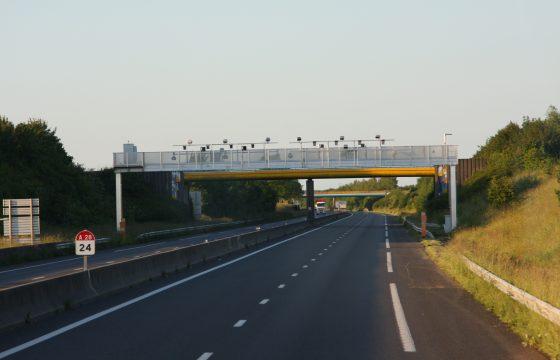 Ecotaxe wordt transit-tol