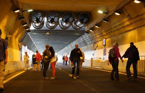 Zo ziet de gerenoveerde Coentunnel eruit