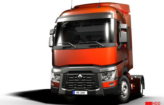 Renault T wint design-prijzen