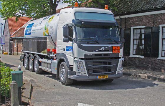 Wendbare Volvo FM's voor Jongeneel