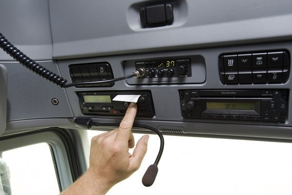 Flinke boete voor tachograaffraude