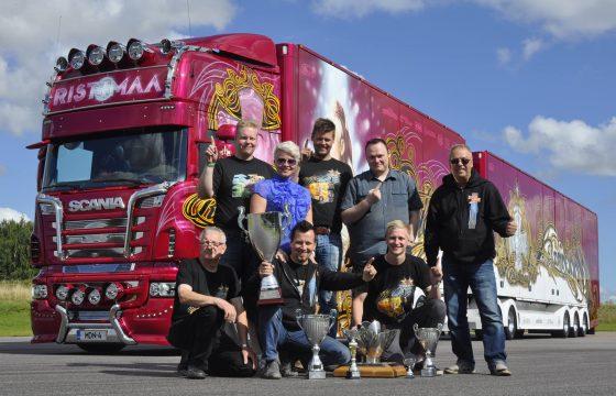 Madonna naar Truckstar Festival