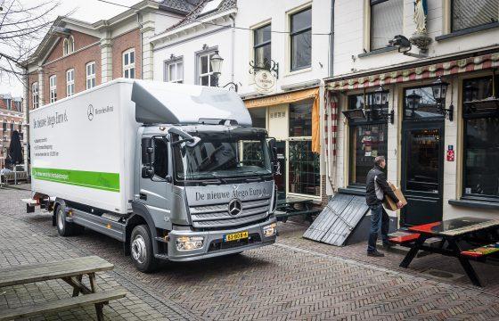 Mercedes-Benz op Transport Compleet Gorinchem