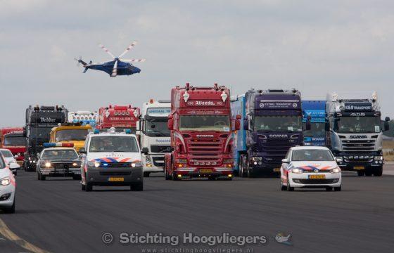Spectaculaire Hoogvliegersdag Schiphol