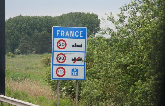 Opnieuw bizarre Franse boete