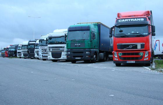 Extreme Franse sanctie weekendrust truck
