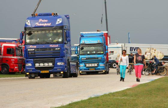 Soepel inparkeren voor 2.200 trucks