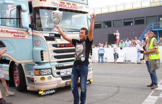 Scania P.J. Hoogendoorn de mooiste!