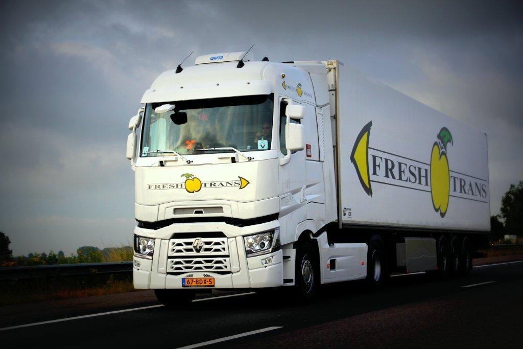 Renault T voor Freshtrans
