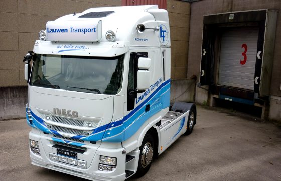 25 jaar Lauwen Transport