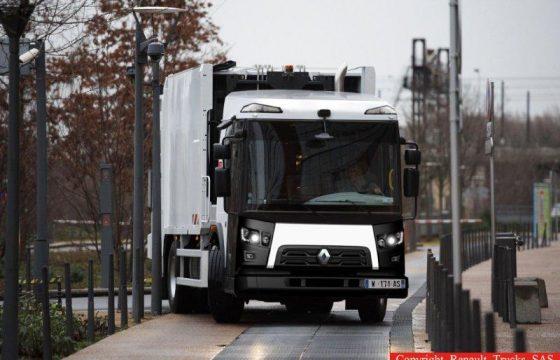 Lekker lage instap bij Renault Access