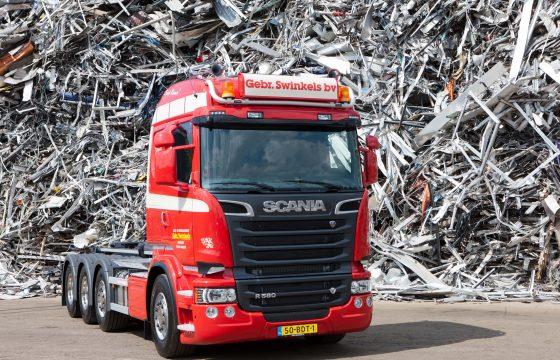 Scania R580 voor Swinkels