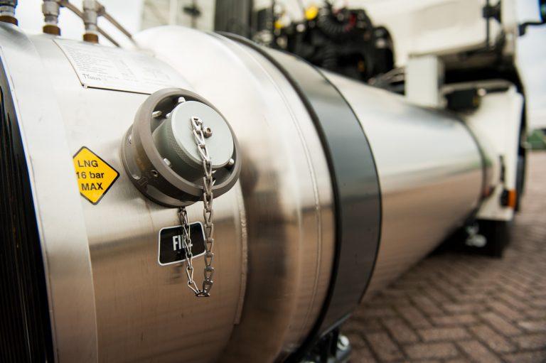 Cornelissen kiest wederom voor Iveco LNG