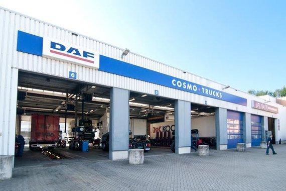 Aantal bedrijven Koops Furness failliet verklaard - Truckstar