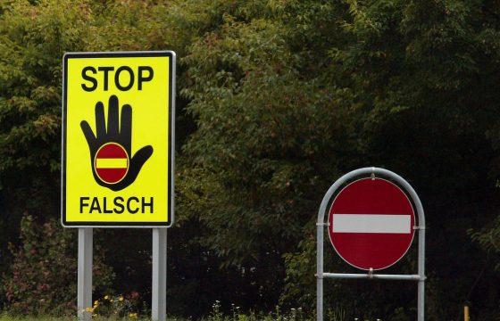 Duitsers willen elektronische waarschuwing spookrijders