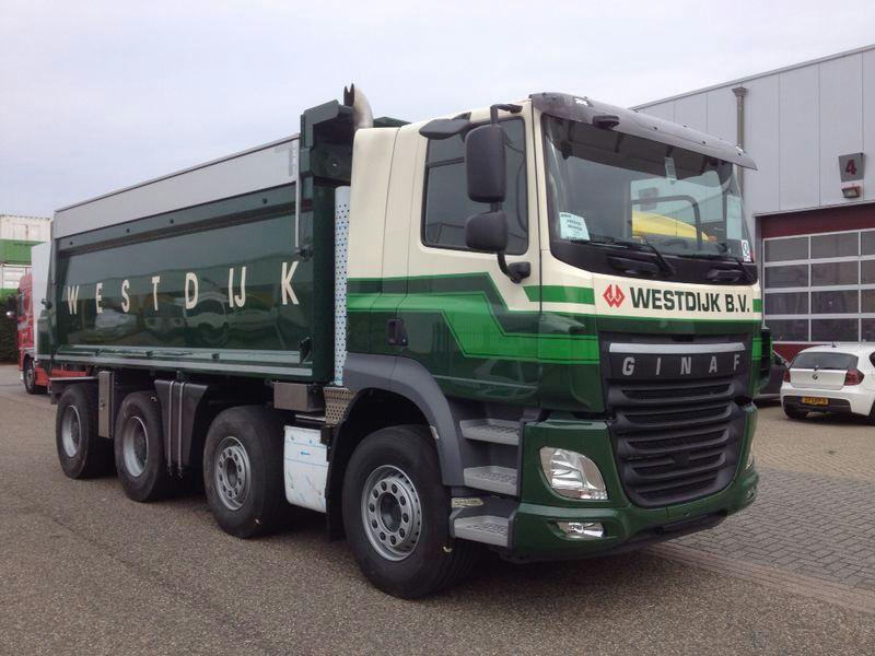 Ginaf Euro 6 op Transport Compleet - Truckstar