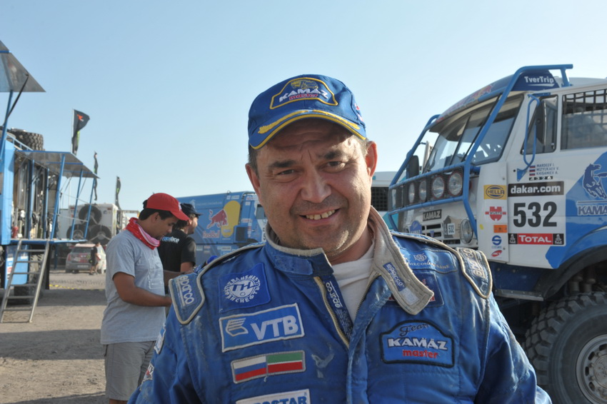 Dakar-legende Ilgizar Mardeev verongelukt