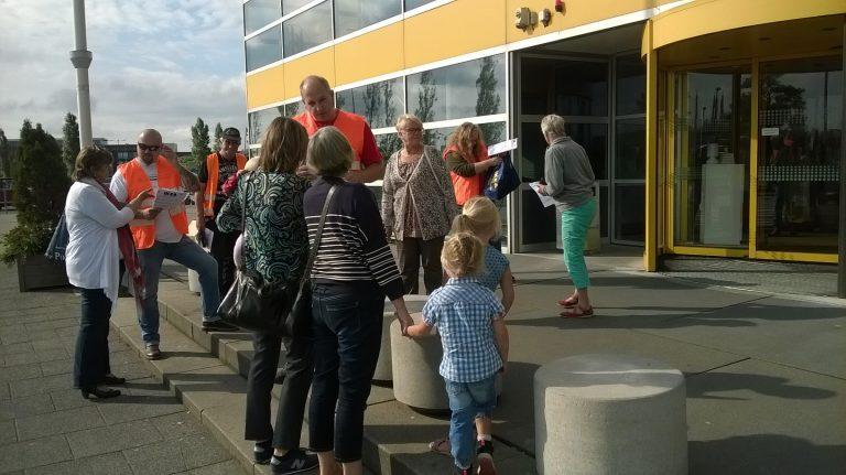 Chauffeurs wijzen op Ikea-uitbuiting