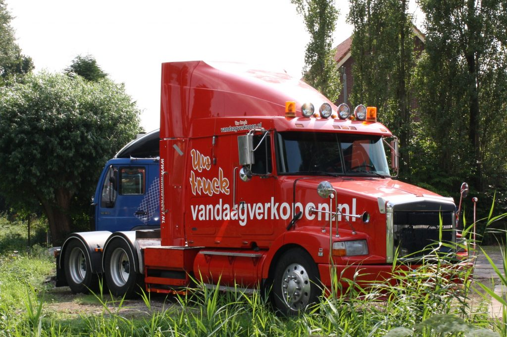 Nieuwe handelsformule tweedehands trucks