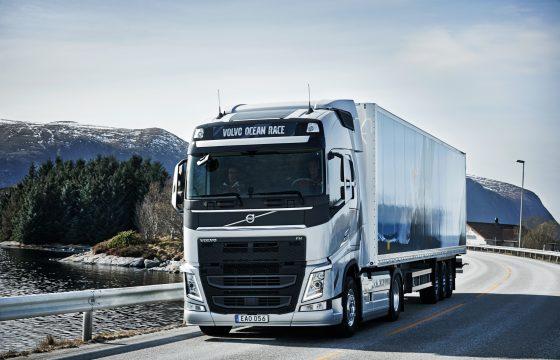 Volvo Trucks I-Shift Dual Clutch op Transport Compleet