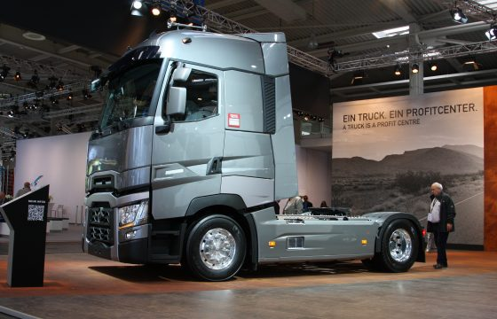 Renault T Truck of the Year 2015