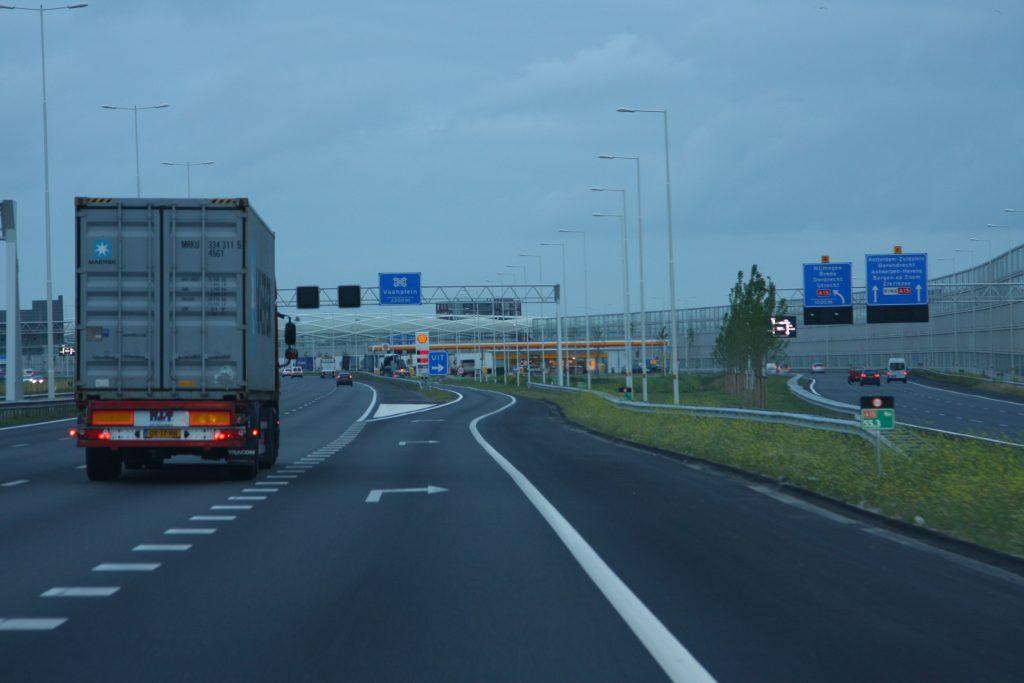 Verbreding A15 Rotterdam schiet op
