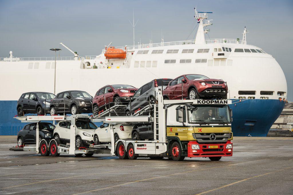 Koopman neemt Möhlmann Automobil-Logistik over