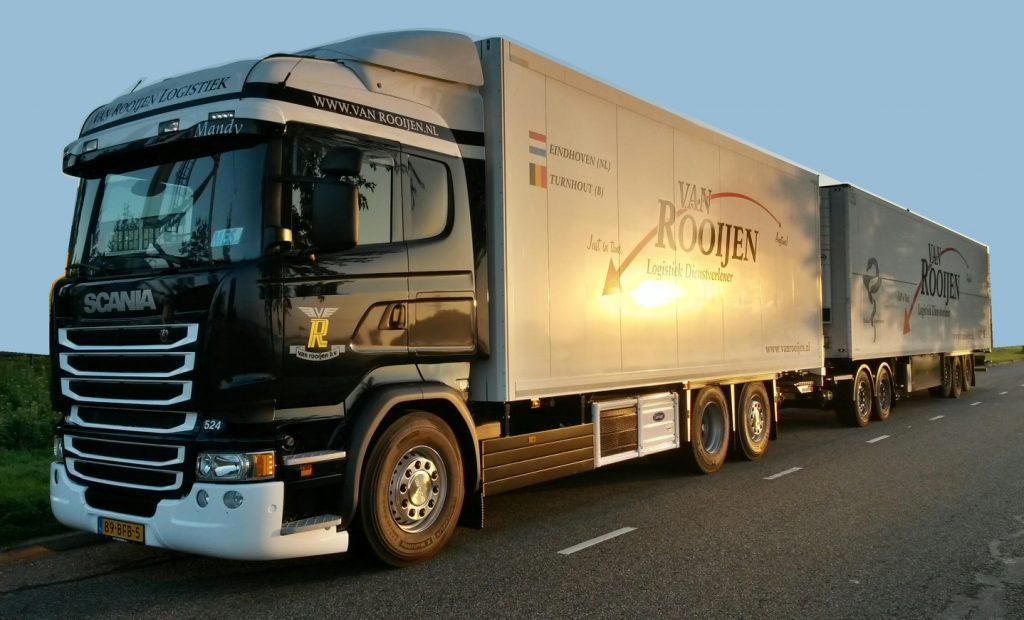 Nieuwe Scania R450 Van Rooijen