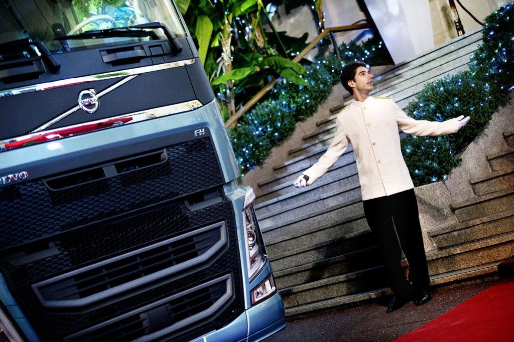 The Casino - Volvo's nieuwste video
