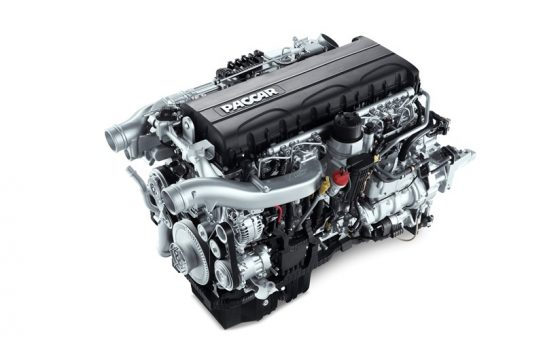 PACCAR MX-11 motor wint Ierse award