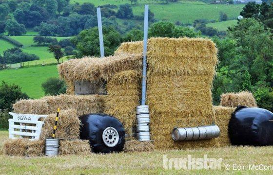 Scania T ook in Noord-Ierland