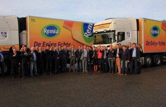 Remia en Van Uden vieren 35-jarige samenwerking