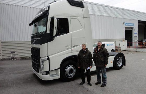 Scania koopt een Volvo?