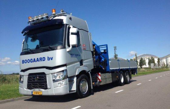 Renault Constructrion voor Boogaard BV