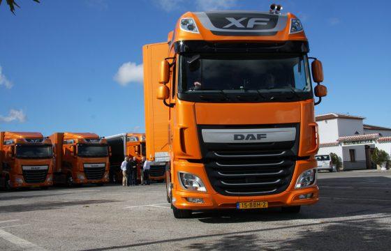 Rust in de nieuwe DAF XF
