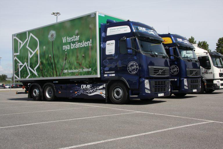 Rijden met Volvo's alternatieve aandrijvingen