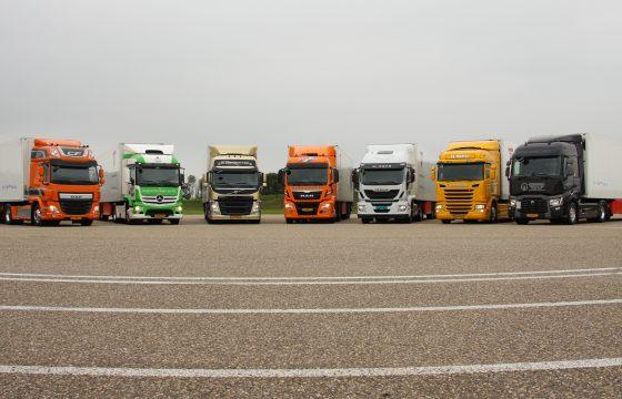 Welke truck gaat volgens jullie winnen?