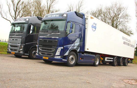 Volvo-rijdagen een succes