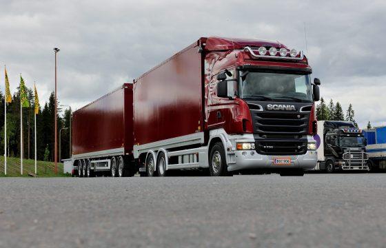 Trucks worden zwaarder