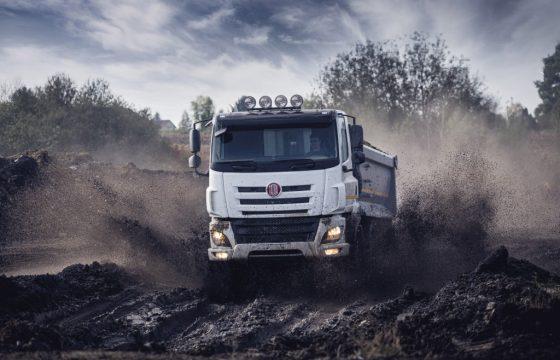 VIDEO: Tatra Phoenix Euro 6