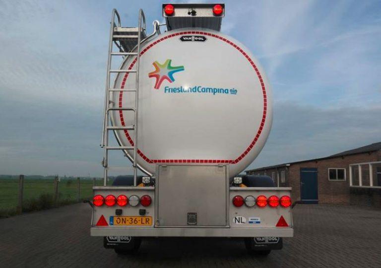 Van Hool voor Melktransport Stam
