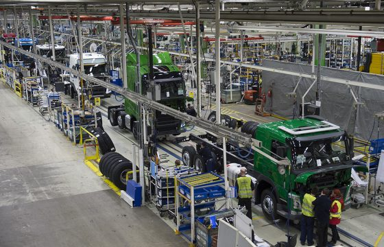 VIDEO: Kortere levertijden bij Volvo