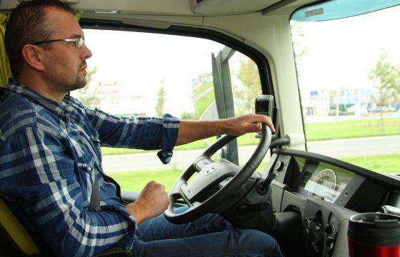 VIDEO: Reacties Volvo Truckstoptour