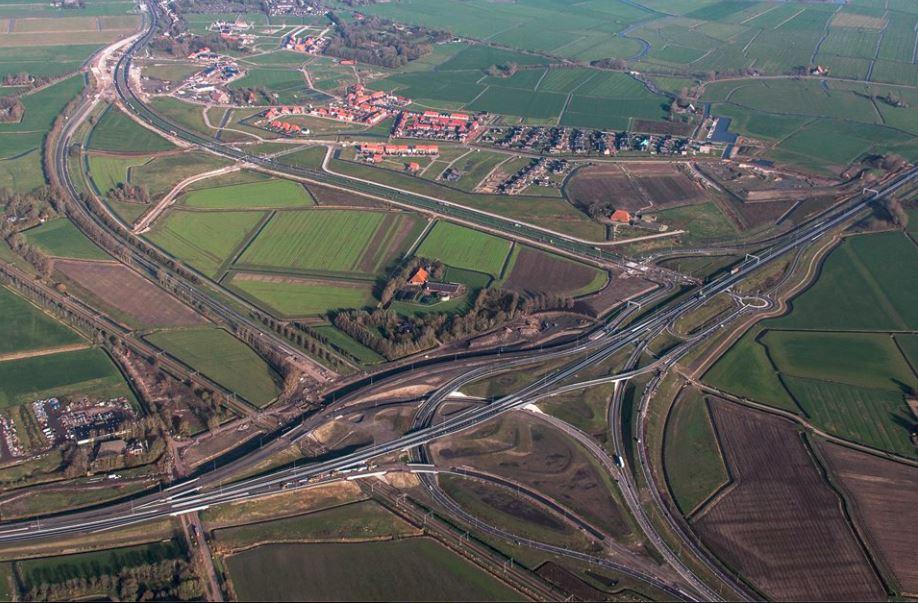 De Haak om Leeuwarden is open