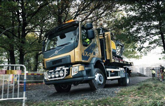 Volvo FL ook als 4×4